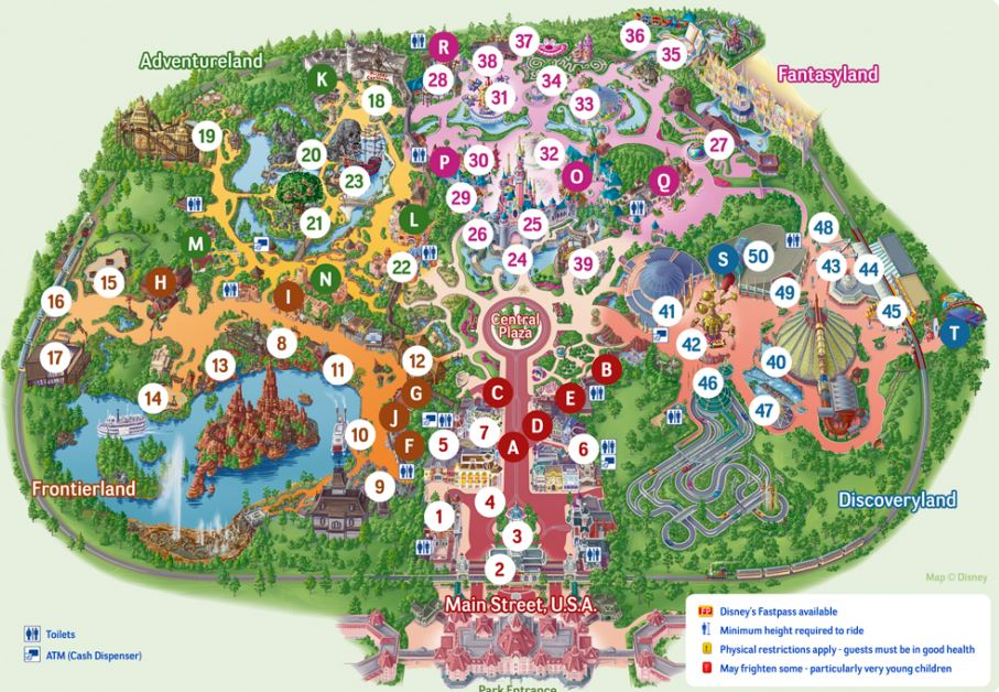 List Of Synonyms And Antonyms Of The Word Disney Paris
