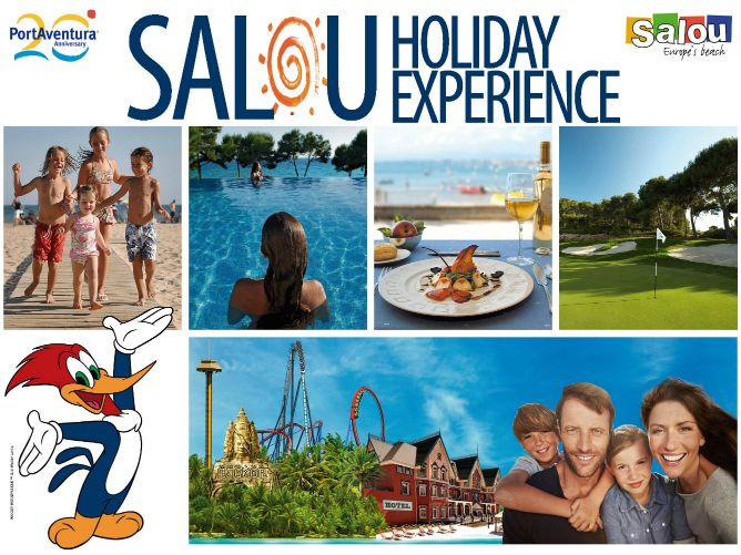 Salou Holiday Experience Banner